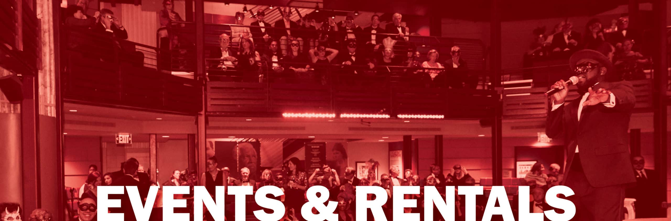 Events and Rentals